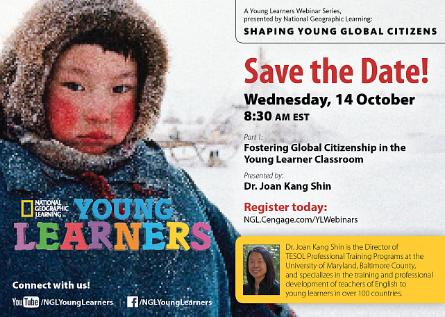 SHAPING YOUNG GLOBAL CITIZENS