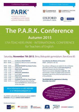 Konference P.A.R.K.