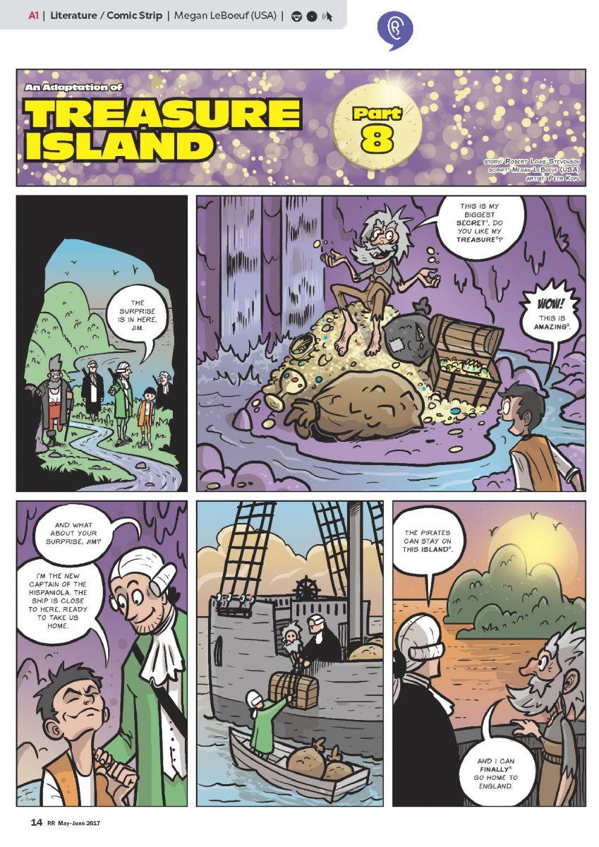 """Ostrov pokladů"""