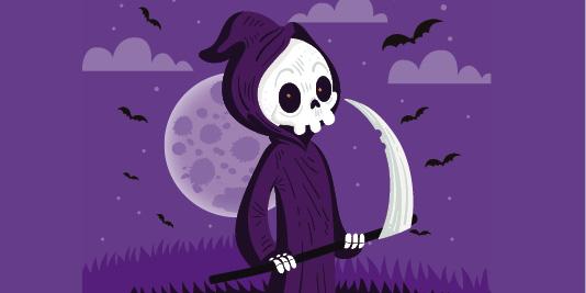 Halloweenský Play
