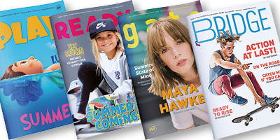 Květnové časopisy online