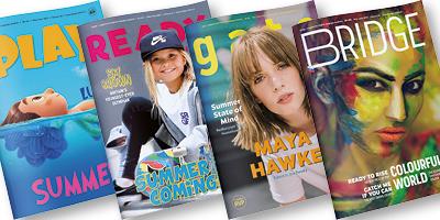 Májové časopisy online
