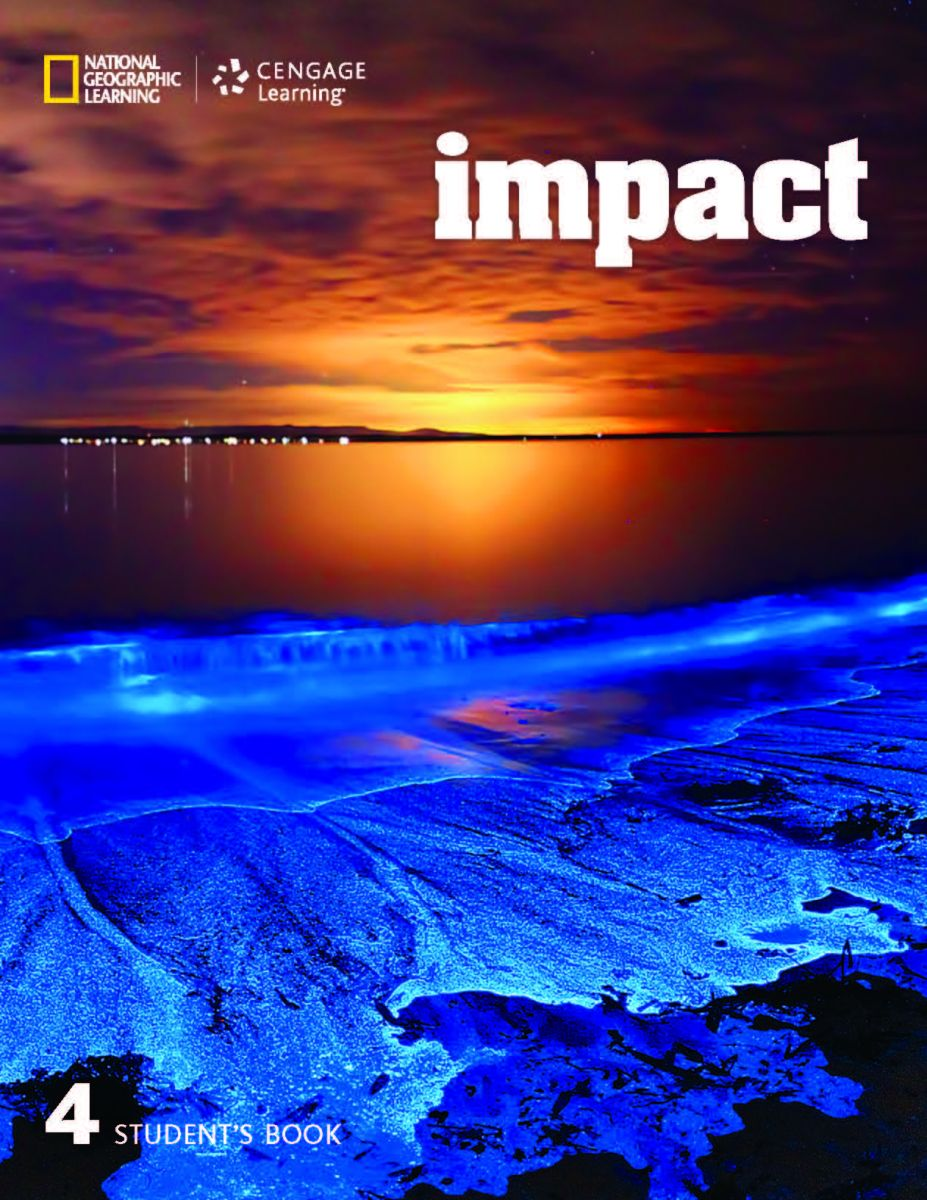 IMPACT – A New Textbook From NATIONAL GEOGRAPHIC LEARNING